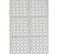 5 Sheets White Metallic Design Shape Nail Art Decal Hollow Sticker 3D Decal Manicure Decoration STZ-K24