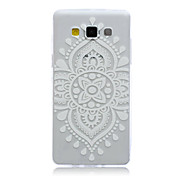 Lace Chinese Knot Pattern TPU Material Phone Case for Samsung Galaxy A3/A5