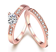 Fashion in One Diamond Ring