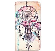 Painted PU Phone Case For LG V10