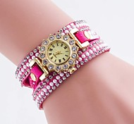 Ladies' Watch The New Set Auger Fashion Circle Female Bracelet Watch