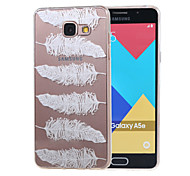Hollow Flower New Soft TPU Back Case Cover For Samsung Galaxy A3 (2016) A310 A310F/A5(2016) A510 A510F-3