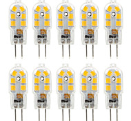 Luces LED de Doble Pin Decorativa others T G4 4W 14 SMD 2835 300-360 LM Blanco Cálido / Blanco Fresco AC 100-240 / DC 12 V 10 piezas