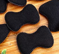 50pcs Finger Rings Showcase Display Black Pillow Holder
