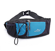 Waist Bag/Waistpack Bottle Carrier Belt Belt Pouch/Belt Bag for Leisure Sports Running Sports Bag Moistureproof Wearable Running BagAll