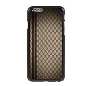 Elegant Pattern Aluminum Hard Case for iPhone 6/6S