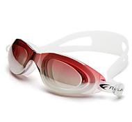 плавательные очки Противо-туманное покрытие Регулируемый размер УФ-защита Поляризованные линзы Водонепроницаемость Силикагель Поликарбонат
