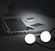5w nueva 5v 450lumens 3000k / 6000k caliente USB blanco / blanco fresco luz llevó la bombilla con magnético&por cable (CC 5V)
