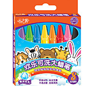 Safety Crayon for Kids(over 3 years old)