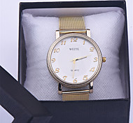 Gold Watch Full Stainless Steel Woman Fashion Dress Watches New Geneva Quartz Watch Best Quality