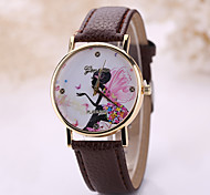 Women's fashion leather watch Cool Watches Unique Watches