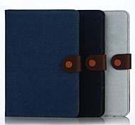 Cowboy Grain Pattern PU Wallet Leather Case with Stand for Samsung T800/T700/T550/T350/T330/T530(Assorted Colors)