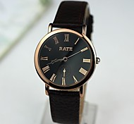 Women's Watch Ultra Thin Ultra Light Simple Atmospheric Watch Cool Watches Unique Watches