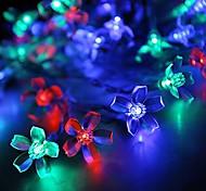 King Ro 30LED Blossom Battery Led String Light Outdoor Waterproof String Light(KL0017-RGB,White,Warm White)