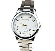 Men's Watch Ultra Thin Fashion Quartz Watch