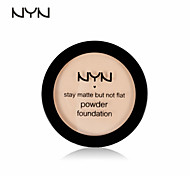 Powder Dry Pressed powder Long Lasting / Natural NYN