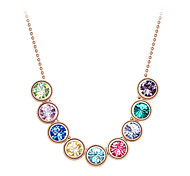 HUALUO®Happiness Waltz Short Necklace