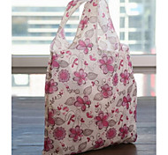 Fashion Print Cloth Folding Storage Bags