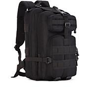 40L Outdoor sports bag 3p tactical bag camping hiking multifunction men's backpack rucksack canvas bagHiking Backpack