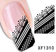- Finger / Zehe - 3D Nails Nagelaufkleber - Andere - 20PCS Stück - 15cm x 10cm x 5cm (5.91in x 3.94in x 1.97in) cm