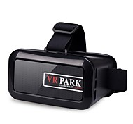 "2016 VR Park V2 3D VR Glasses Virtual Reality Glasses VR BOX Cardboard Helmet Glasses for 4""-6"" inches Smartphone"