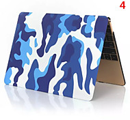 2016 Best Quality Camouflage Color PVC Full MacBook Case for MacBook Retina 13.3 inch