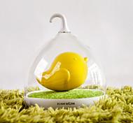 Spiderwick usb rechargeable conduit lampe de nuit vibration lampe à lumière ambiante bébé capteur gradateur de chevet (couleur assorties)