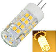 Marsing® G4 7W 600lm 3500K/6500k 51x2835 LED Warm/Cool White Light Bulb Lamp (AC220-240V)