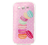 Sweet ring Pattern TPU Soft Case for Galaxy Grand Neo/Galaxy Grand Prime/Galaxy J1/Galaxy J5