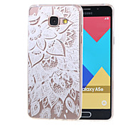Hollow Flower New Soft TPU Back Case Cover For Samsung Galaxy A3 (2016) A310 A310F/A5(2016) A510 A510F-14