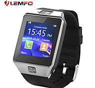 Lemfo DZ09 MTK MTK6260A  1.54 inch Bluetooth Smart Watch Support SIM Card Wearable Devices SmartWatch