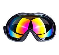 obaolay для унисекс лыжные очки фиолетовый / желтый анти-туман / анти-УФ / небьющегося / водонепроницаемый / регулируемый размер TPU ПК /