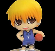 Kuroko no Basket Anime Action Figure 8CM Model Toy Doll Toy