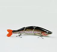 """1 pcs Isco Duro N/A 48 g/> 1 Onça,170 mm/6-1/2"""" polegada,Plástico DuroIsco de Arremesso / Outro / Pesca de Isco / Pesca Geral / Pesca de"""