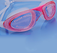 Swimming Goggles Unisex Anti-Fog Silica Gel PC Others Others