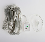 2pcs 200 levou 3m levou luz da corda (110v)