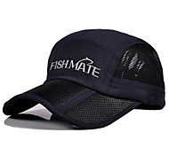 deportes al aire libre sol de la manera casquillo transpirable sombrero de la pesca profesional