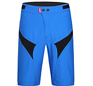 SANTIC Cycling Baggy shorts / Underwear Shorts / Shorts / Padded Shorts Men's BikeBreathable / Ultraviolet Resistant / Quick Dry / Limits