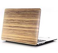 """Holzmaserung Design matt hart Ganzkörper-Kastenabdeckung für MacBook Pro 13 """"/ 15"""""""