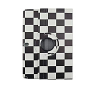 "New Scotland plaid 360 Rotating Leather Case for Samsung Galaxy Note Pro 12.2"" P900 P901 P905"