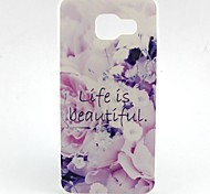 Coloured Drawing or Pattern TPU Mobile Phone Protection Shell  for Samsung Galaxy A310/A510