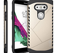 DEJI® Slim Fit Hard Protective Modern Style Phone Case for LG G5 (Assorted Colors)