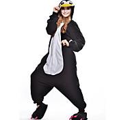 New Cosplay® Penguin Polar Fleece Adult Kigurumi Pajama(without Shoes)