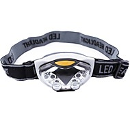 6-LED 3-Mode Owl Design Super Bright Headlamp