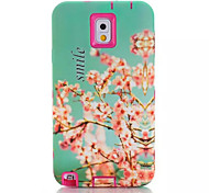 Fashion Painted Pattern Soft Silicone TPU & Plastic For Samsung Galaxy Note 3 Case