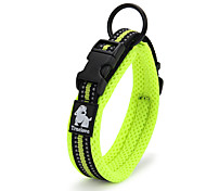 2016 New Outdoor Pets Collar with Reflective and Durable Construction Design for Dogs and Cats