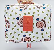 Fashion Portable Fabric Toiletry Bag/Travel Storage for Travel 23*18*8cm