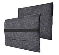 feltro di lana sacchetto del manicotto con spruzzi d'acqua per l'aria di Apple MacBook 11 13 e MacBook Pro 13 15 con retina