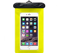 Dry Boxes Dry Bag / Waterproof Bag For Cellphone Waterproof Diving / Snorkeling PVC Purple Black Red Yellow Green Blue