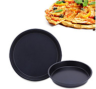 6 inch Non-Stick Round Pizza Pan Aluminum Alloy Cake Pan Baking Mould Cake Pastry
